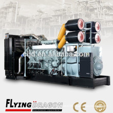 High quality gensets 1100kw diesel power generator prices