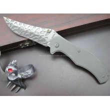 Cuchillos plegables de Damasco (SE-065)