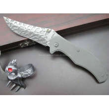 Damascus Folding Knives (SE-065)