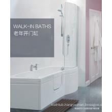 big walk in bath for elderly