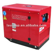 10kw air-cooled Launtop gasoline engine generator