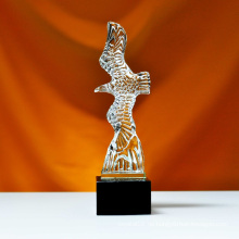 New Design Eagle Statuen Grand Spirit Eagle für Business Dekoration