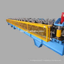 Africal popular type double layer 950+1000 Metal roof slate/shake roll forming machine for galvanized tile
