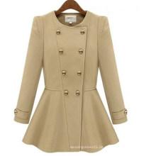 Hot Fashion Damen Herbst und Winter Langarm-Jacke