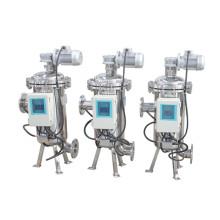 Timer Control automatische industrielle Bürste saugen Wasserfilter