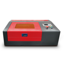 small mini cheap co2 laser engraver laser engraving machine 3020 40w 50w for  leather rubber stamp