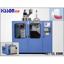 Máquina de moldagem por sopro de extrusão 12L Hst-12L