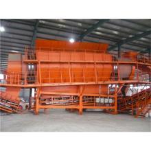 La línea de clasificación de residuos sólidos municipales máquina de clasificación de residuos automática más nueva para la clasificación de residuos