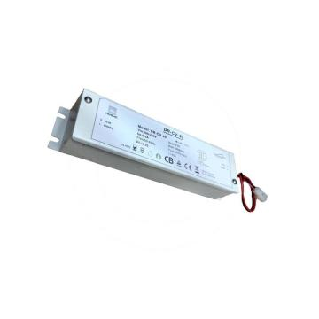 12v ETL 20w conducteur led en métal