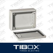 Boîte de jonction - Boîtier extérieur en acier inox