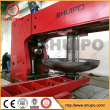 Hot sale Factory price SHUIPO Tank head flanging Machine Hydraulic Dish End Flanging Machine
