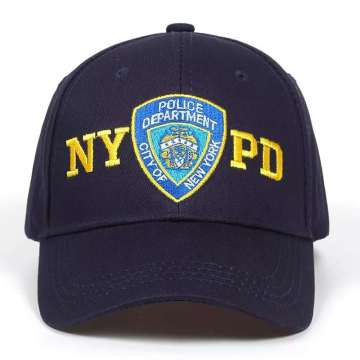 New Fashion Police bestickte Patches Baseball Cap Tactical
