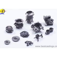 OEM Custom Aluminium Casting avec usinage CNC
