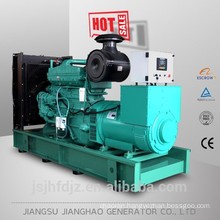 With soundproof canopy electric generator,diesel generator 250 kw