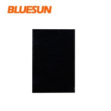 Bluesun solar panels 385w 45w 410w mono solar panel overlap solar panel all black pv mould for solar system