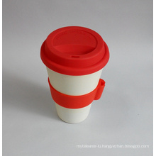 (BC-C1036) High Quality Bamboo Fibre Coffee Cup