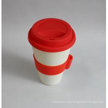 (BC-C1036) Copo de café de alta qualidade da fibra de bambu