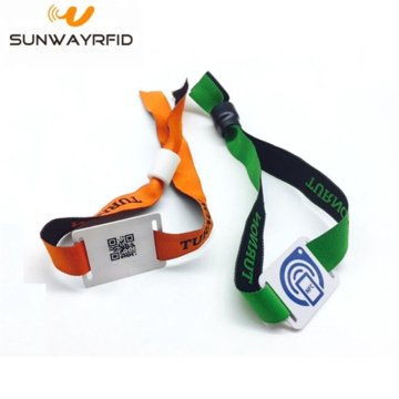Gelang RFID Disposable Wristband NTAG213