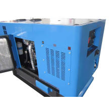 125KVA Soundproof type Cummins Diesel Generator Set