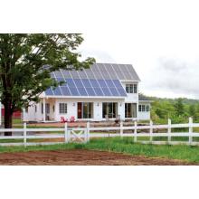 Paneles solares de 110W Paneles solares de células solares