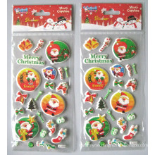 Bj-Crs-004 Christmas Sticker