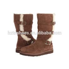 Segurança Botas de Inverno para Mulheres Boot with Buckle Strap
