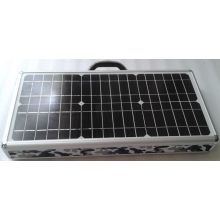10W Solar Power System tragbaren Fall Box mit FM Radio MP3