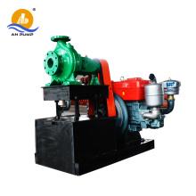 Двигатель Дизеля-Управляемый Полив Валом Оросительной Воды Насос С Торцевым Всасыванием Насоса