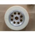 3D Printing CNC machined plastic gear parts