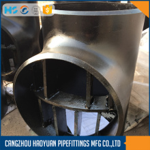 Carbon Steel Seamless ButtWeld Pipe Tee