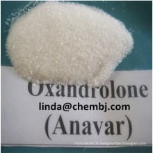 Anavar Oral Anabolic Stéroïdes Oxand Rolone pour Muscle Building 53-39-4