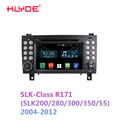 Android 10 car dvd player for Mercedes-Benz SLK