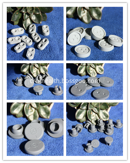 CRH Rubber Gaskets and Rubber Stoppers