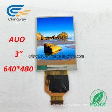 """A030vvn01 Monitor de tacto de 3 """"y 45 pines 1000 Cr"""
