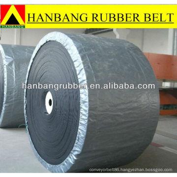 PVG belt solid woven conveyor belt