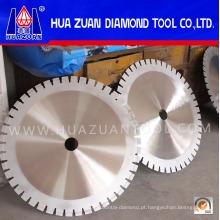 Lâmina de diamante de 800 mm para máquina de serra para cortar bloco de granito