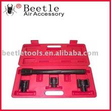 conjunto interno da remoção do laço do tod, ferramenta do reparo do carro