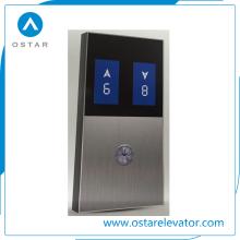 Tablero de exhibición del LCD ultrafino del elevador del mejor precio