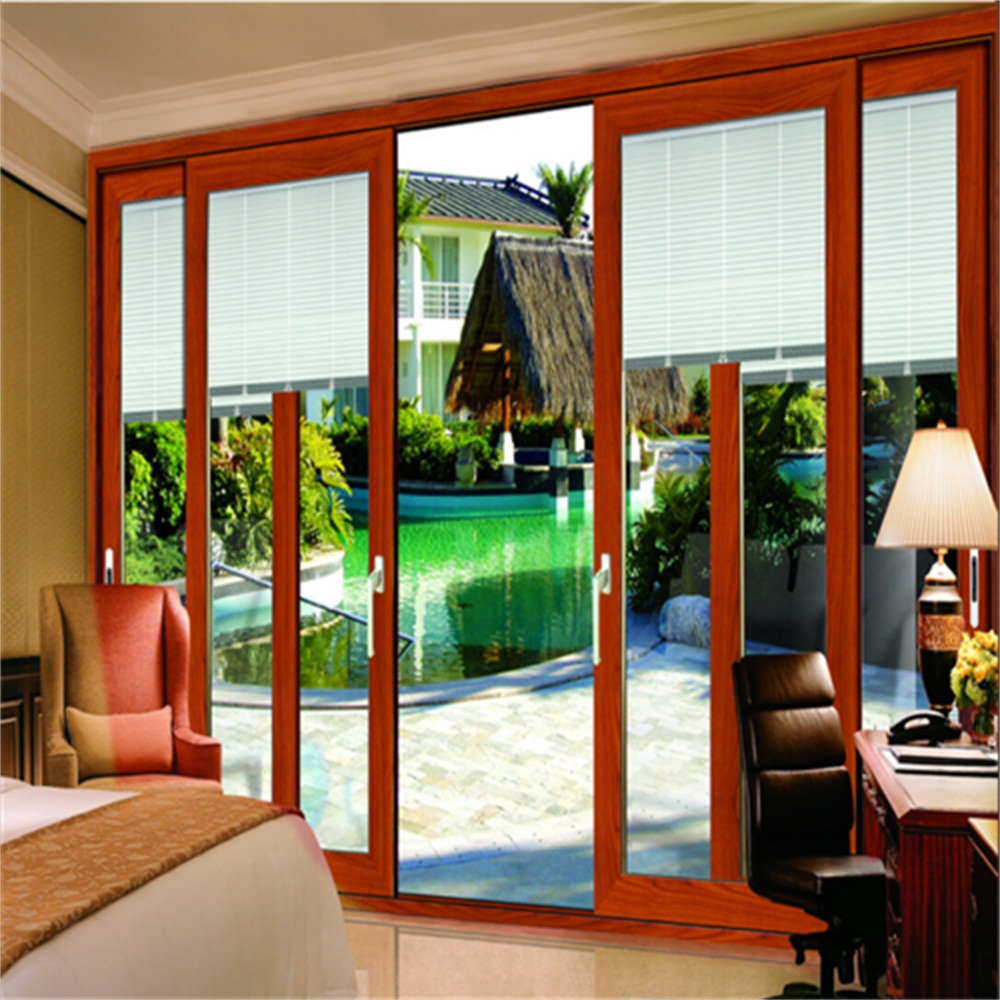 Aluminium Heavy Lift and Sliding Door