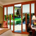 Aluminium Heavy Lift and Sliding Door Anti-Ultraviolet