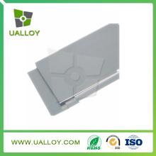 Níquel 201 folha níquel puro Uns No2201 placa 8 * 1200mm