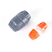 Compression plug fittings pipes straight cable round ducts connector with rubber seal