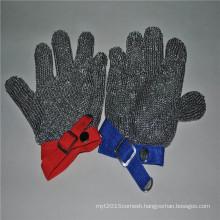 304 Stainless Steel Mesh Butcher Gloves