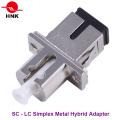 LC Sc St FC Mu Simplex / Duplex Гибридный волоконно-оптический адаптер