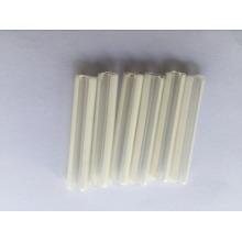 Fibra Óptica Calor Shrinkable manga de plástico / Fibra Splice Proteção Mangas / Fibra óptica cabo splice proteção com necessidade de aço