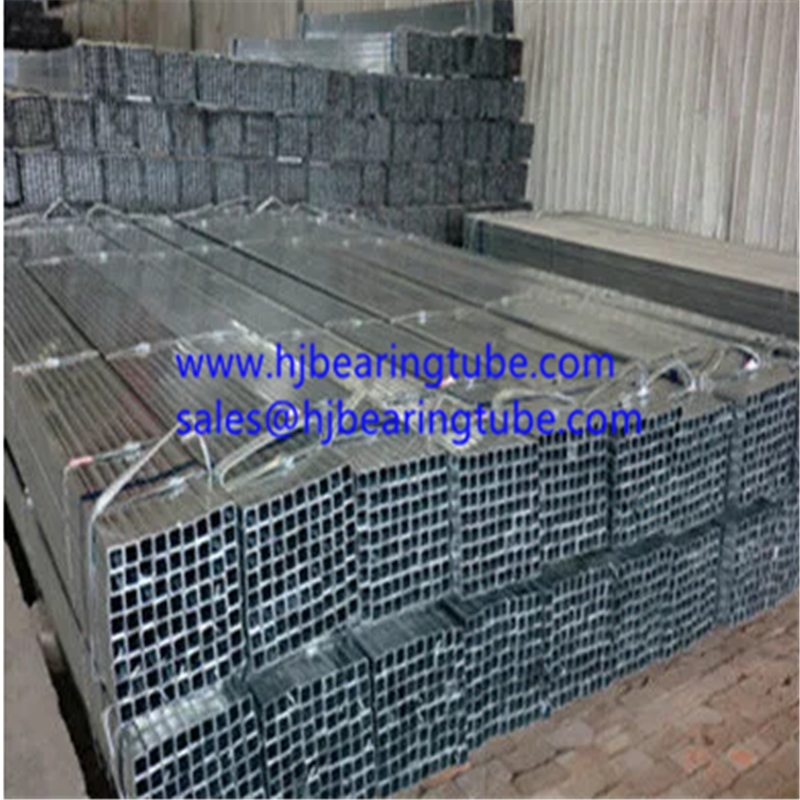 Pre-galvanized steel pipes