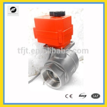 large torque DC5V motor valve for Leak detection&water shut off system,Water saving system