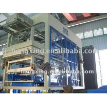 HOT Sale HQTY8-15 machine de fabrication de briques creuses en ciment