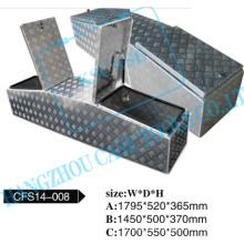 ute heavy duty aluminum tool box