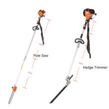 4PCS Harden Tools Set mit Bürstenschneider, Heckenschere und Polsäge (HC-BC005S1)